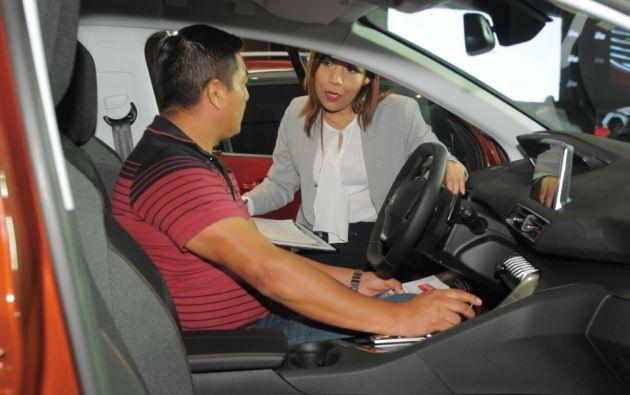 Por provincias, el mayor número de vehículos matriculados se registra en Pichincha con 540.827. Foto: archivo