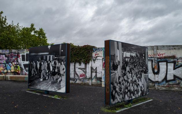 """El muro de Berlín debía ser """"el último"""", pero 30 años después de su caída se siguen erigiendo muros en todo el mundo. Foto: AFP."""