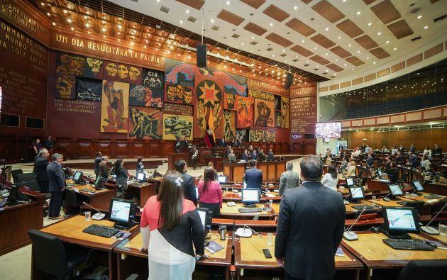 De los diez artículos que tiene el proyecto de ley REVASS, el Ejecutivo ha vetado nueve y todas sus disposiciones transitorias. Ahora la Corte Constitucional resolverá sobre lo aprobado por la Asamblea.