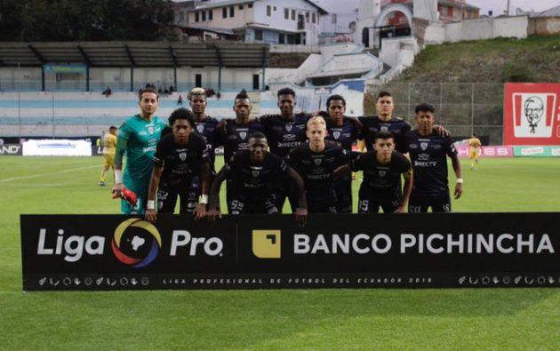 Independiente del Valle ya disputó una final en 2016 de la Copa Libertadores. Foto: Independiente del Valle.