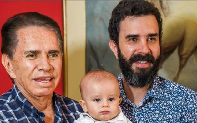 Tres generaciones de Espinosa de los Monteros.