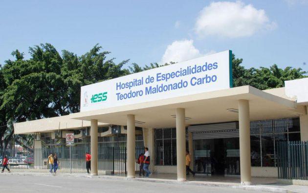 La medida del IESS se da tras la denuncia de posibles hechos de corrupción dentro del Hospital Teodoro Maldonado.