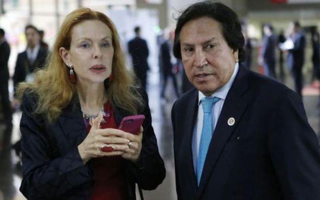 El expresidente de Perú, Alejandro Toledo (2001-2006) afronta un juicio de extradición en EE.UU. por el escándalo de corrupción de Odebrecht.