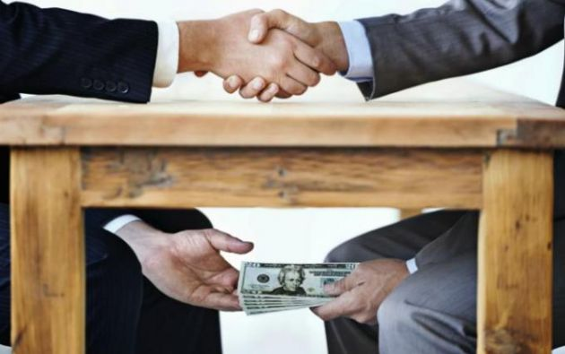 Ecuador perdió 70.000 millones de dólares por la corrupción, según Banco Interamericano de Desarrollo.