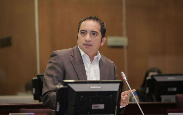 El asambleísta Yofre Poma fue sentenciado a 1 año y 4 meses de prisión.