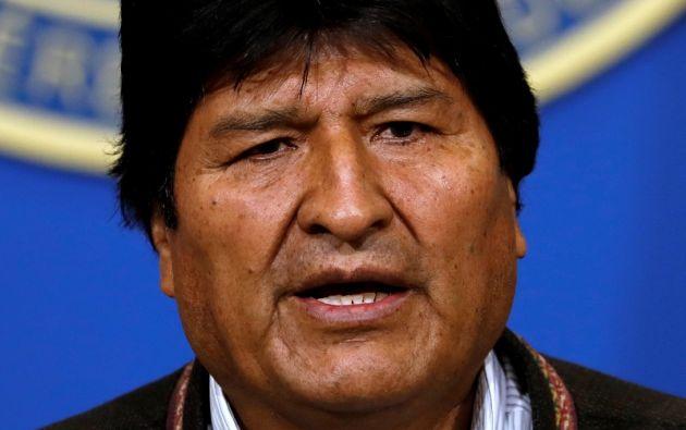Por el momento, Bolivia se encuentra sin presidente. Foto: Reuters