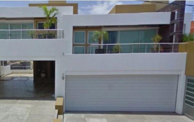 La casa no tuvo comprador, por lo que sigue en posesión de las autoridades (Foto: SAE)