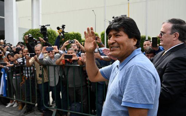 El hombre fue acusado de atentar contra el expresidente Evo Morales. Foto: AFP