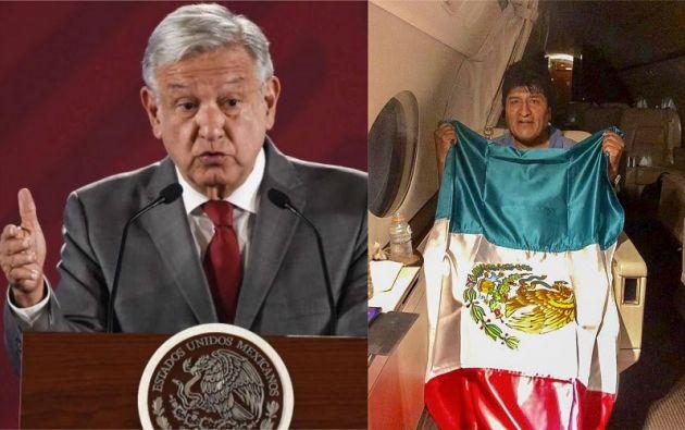 """Evo Morales llegará a México en unas horas tras """"periplo"""" por América Latina. Fotos: AFP"""