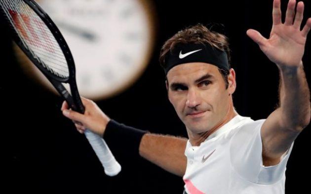 El tenista suizo permanecerá en el país unas 20 horas el día domingo 24 de noviembre.