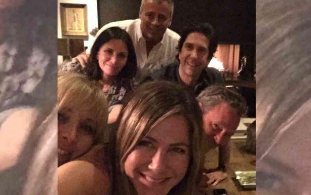 El posible reencuentro de los seis amigos ha sido un reclamo constante de los fanáticos en internet durante los últimos años.