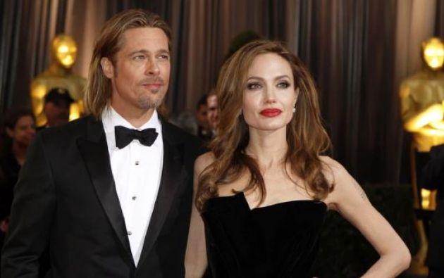 Pitt, de 55 años, y Jolie, de 44 años, estuvieron juntos durante casi 12 años. Foto: Reuters