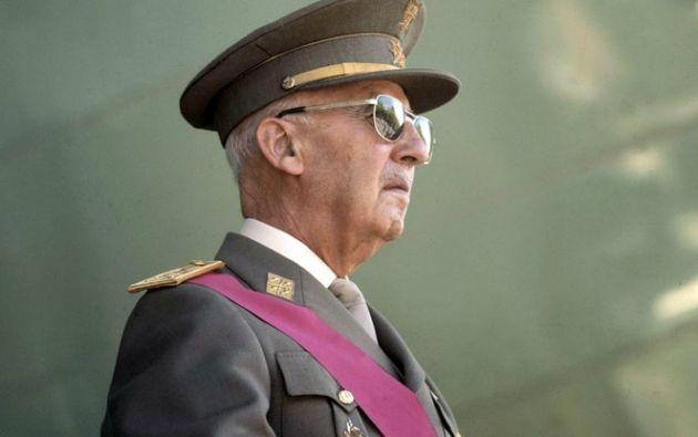 El general Francisco Franco impuso una dictadura en España tras ganar la Guerra Civil (1936-1939).