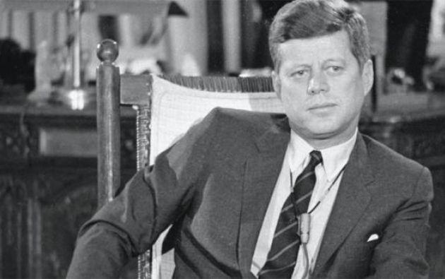 El carismático rostro de Kennedy esconde un lado oscuro, que pocos conocen, o quieren aceptar.