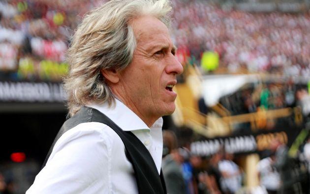 A sus 65 años, Jorge Fernando Pinheiro de Jesús, más conocido como Jorge Jesús, cambió por completo el rumbo del Flamengo. Foto: Reuters