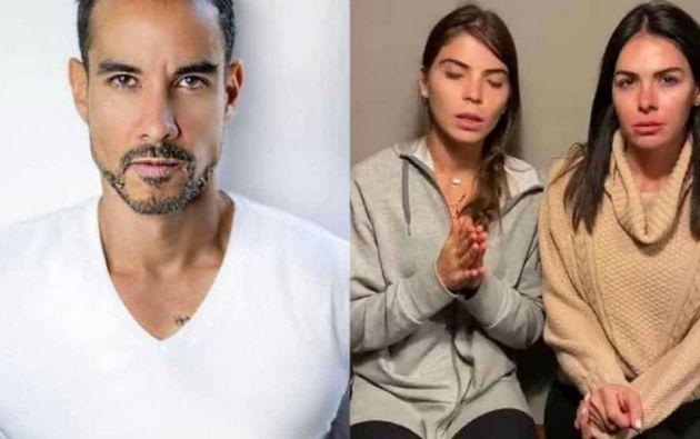 El hecho ocurrió cuando el actor viajaba en compañía de las actrices Esmeralda Ugalde y Vanessa Arias.