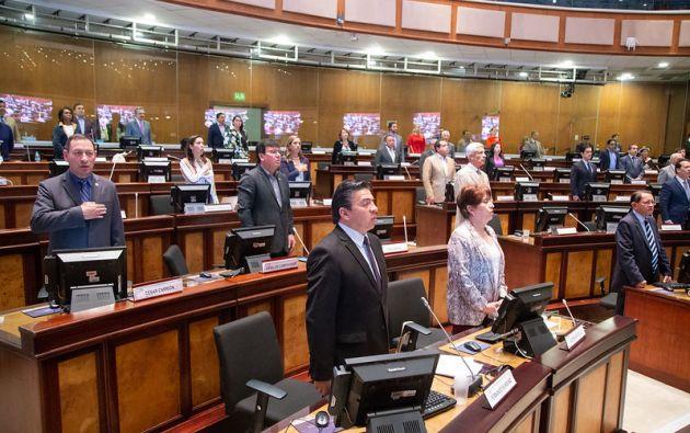 En el Pleno, se espera que los legisladores expongan sus observaciones al proyecto.