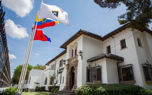 La Academia Diplomática ecuatoriana fue fundada en 1987 y estuvo en funcionamiento hasta 2011.