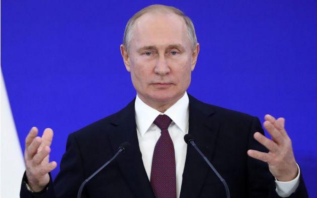 La economía ha tenido altos y bajos, pero Putin ha devuelto a los rusos un sentido de identidad e importancia. Foto: Reuters.