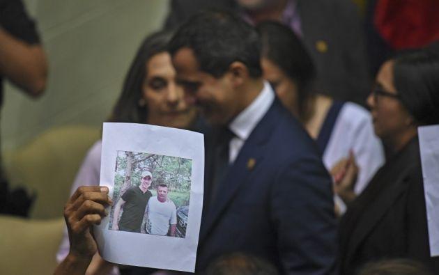 Su popularidad, que llegó a 63%, cayó a 42% en octubre, según la firma Datanálisis. Foto: AFP