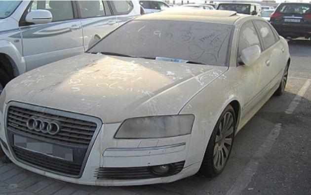 Las leyes en Dubái son muy estrictas. Por ejemplo: la multa por no lavar tu auto es de mil dólares.