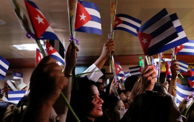 "Pero Cuba es acusada por Washington de ""explotar mano de obra esclava"". Foto: Reuters"