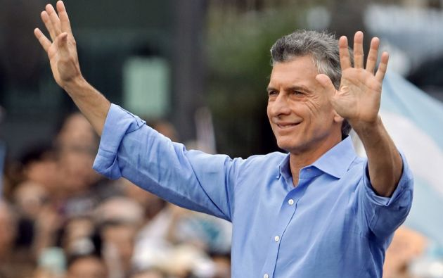 Macri llegó a la Casa Rosada a finales de 2015 como una alternativa a doce años de Gobiernos del peronismo kirchnerista. Foto: AFP.