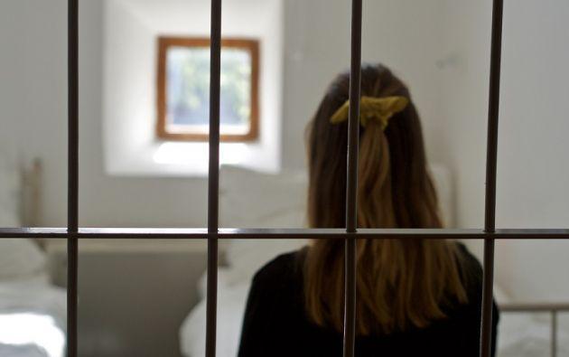 La pequeña fue arrestada el sábado de noche y trasladada a un centro de evaluación de menores. Foto referencial