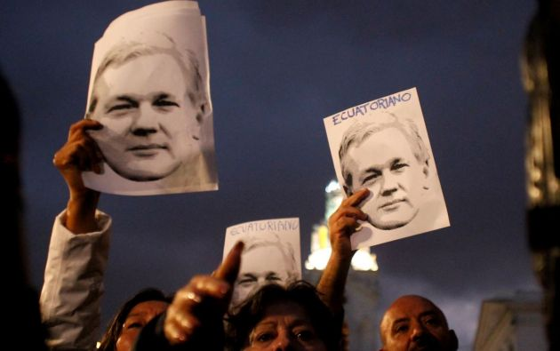 """""""La situación del señor Assange es crítica. Consideramos que su extradición a EE.UU. carece de fundamentos y es ilegal"""", aseguró el exjuez español Baltasar Garzón. Foto: Reuters."""