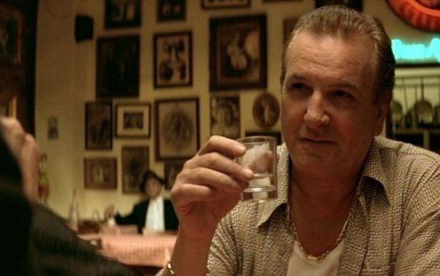 El actor italoamericano en la película León (El profesional).