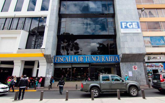 La Fiscalía de Tungurahua inició investigaciones contra un hombre de 33 años por el asesinato de dos hermanos menores de edad en Ambato.