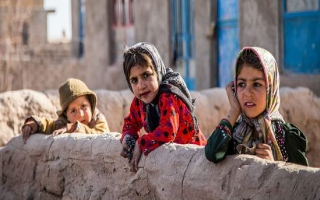 El conflicto armado ha causado la muerte de 6.500 niños y ha dejado 15.000 heridos entre 2009 y 2018. Foto: ONU