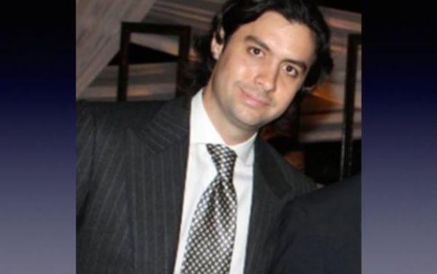 Chatburn dijo haber conspirado a partir de 2013 con una empresa de servicios para la industria petrolera.