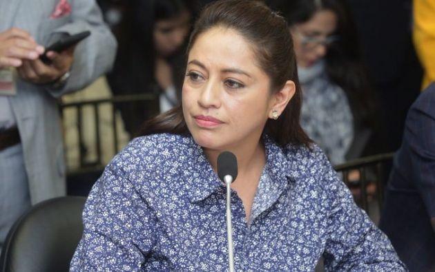 Paola Pabón, prefecta de Pichincha, fue liberada la madrugada del 25 de diciembre.