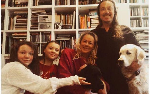 El padre de Greta habló sobre la depresión que padeció su hija y los cambios que introdujeron en la vida familiar.