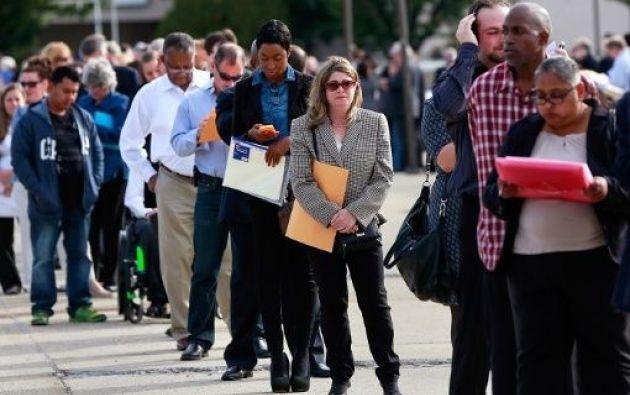 Más de cinco millones de ecuatorianos no tienen un empleo adecuado. Foto: Reuters