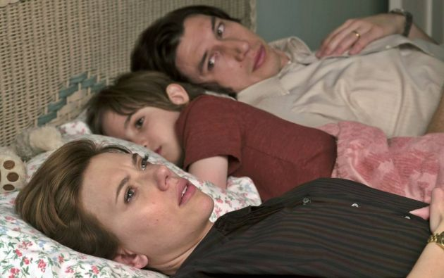 """Su película """"Historia de un matrimonio"""" recibió seis nominaciones."""