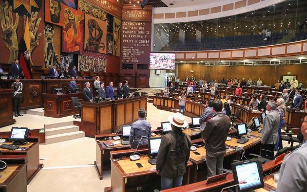 El mencionado proyecto de Ley fue procesado por la Comisión del Desarrollo Económico.