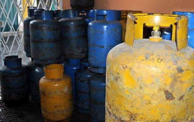 El costo del cilindro de gas ni su transporte variarán.