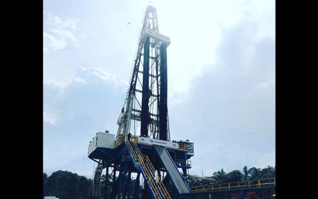La empresa pública Petroamazonas aportó de enero a septiembre de este año con 115 millones de barriles de crudo.