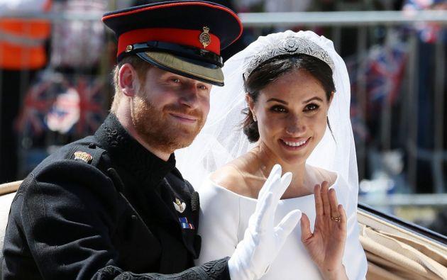 Lo que parecía solo un rumor ha sido confirmado por los duques de Sussex a través de un comunicado. Foto: AFP.