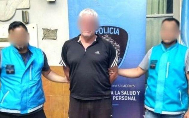 El hombre se encuentra en prisión preventiva en el Complejo Penitenciario argentino de Ezeiza.