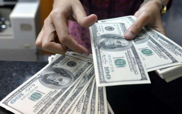 Este 9 de enero se cumplen veinte años de la dolarización en Ecuador. Foto: archivo AFP