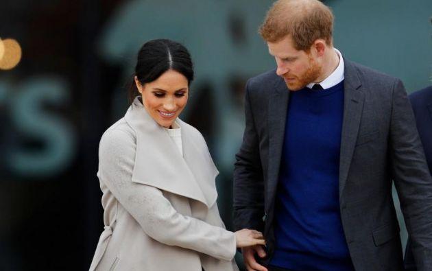 El príncipe Harry convulsionó a la realiza británica tras decidir renunciar a sus títulos reales. Foto: Reuters.
