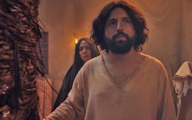 """El especial de Navidad """"La primera tentación de Cristo"""", es producida por el popular grupo de humor brasileño """"Porta dos Fundos""""."""