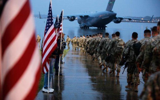 La operación se produjo el mismo día en el que un dron estadounidense asesinó a Soleimaní. Foto: AFP