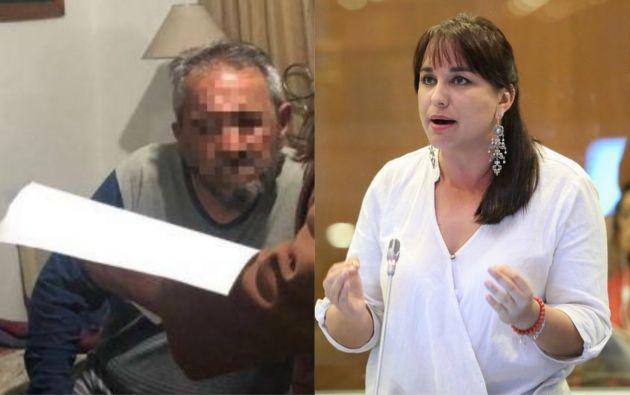 Juez dicta prohibición de salida del país para Pedro Rivadeneira.