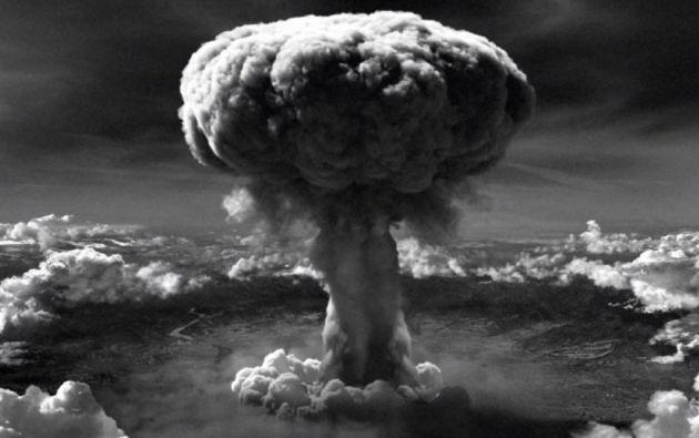 En los últimos 25 años los océanos han absorbido el calor equivalente a la explosión de 3.600 millones de bombas como la de Hiroshima.