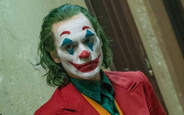 """Joaquin Phoenix (""""Joker"""") compite en la categoría de mejor actor."""