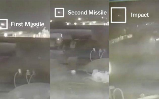 La autenticidad del video ha sido verificada por el periódico estadounidense The New York.